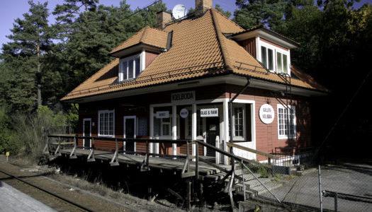 Kulturhistorisk vandring – Saltsjöbaden